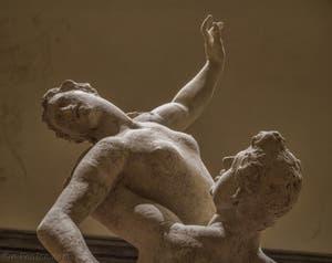 Giambologna, Enlèvement des Sabines
