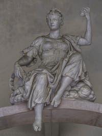 Bartolomeo Ammannati, Fontaine de la Grande Salle, 1556-1560, Musée du Bargello à Florence Italie
