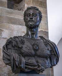 Cosimo Ier, Ganymède, Narcisse