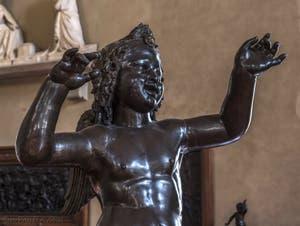 Donatello, Amour Attis, 1440, Musée du Bargello à Florence Italie