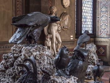 Giambologna, Jean de Boulogne, Aigle Royal, 1567, Musée du Bargello à Florence Italie
