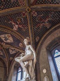 Giambologna, Jean de Boulogne, L'architecture, 1570, Musée du Bargello à Florence Italie