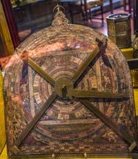 Jacques Chauvet, Cosmomètre, 1585, musée du Bargello à Florence Italie