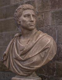 Michel-Ange Buonarroti, Brutus, 1539, Musée du Bargello à Florence Italie
