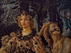 La Galerie des Offices, Botticelli