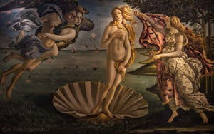 Botticelli aux Offices