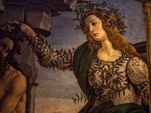 Botticelli, Pallas, la Calomnie, Judith...