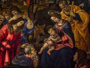 Lippi, Credi, Bronzino, Bartolomeo