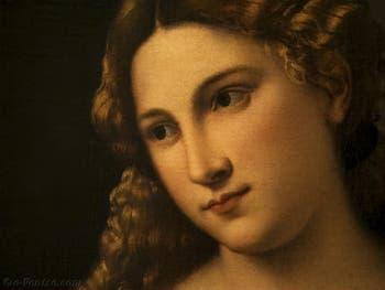 Le Titien, Flora, 1515-1517, Galerie Offices Uffizi, Florence Italie