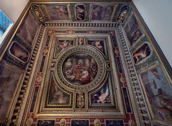 Giorgio Vasari, Salle de Pénélope au Palazzo Vecchio à Florence en Italie.