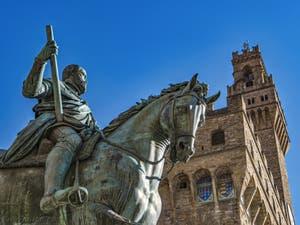 Statue de Cosme Ier de Médicis