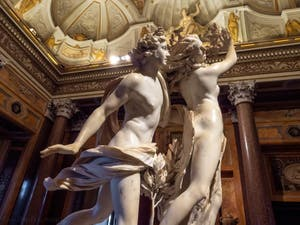 Gian Lorenzo Bernini dit Le Bernin,Apollon et Daphné