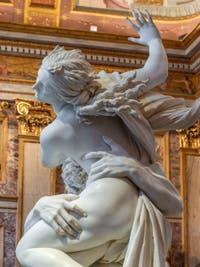 Gian Lorenzo Bernini dit Le Bernin,L'enlèvement de Proserpine par Pluton
