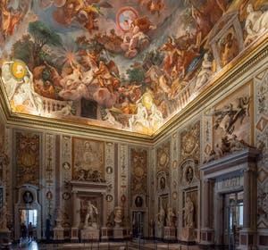 La Galerie Borghèse à Rome
