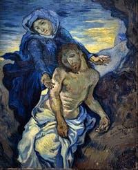 Vincent Van Gogh, Pietà, Musée Contemporain du Vatican à Rome