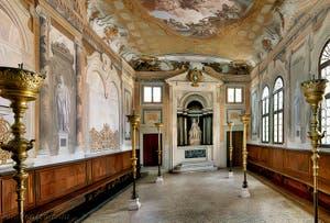 La Chiesetta, la chapelle privée du Doge au Palais des Doges de Venise