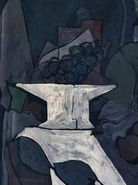 Georges Braque, Le Compotier de Raisins, au musée Peggy Guggenheim à Venise
