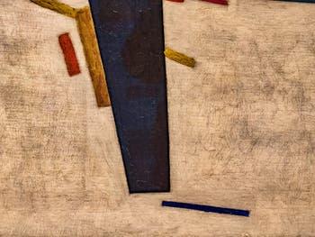 Kazimir Malevitch, Sans Titre 1916, au musée Peggy Guggenheim à Venise