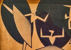 Man Ray, Silhouette, au musée Peggy Guggenheim à Venise.
