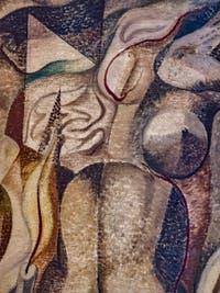 André Masson, L'Armure, au Musée Peggy Guggenheim à Venise