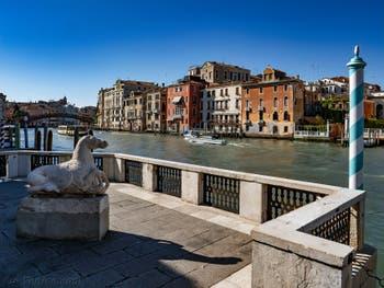 Le musée Peggy Guggenheim dans le Palazzo Venier dei Leoni à Venise