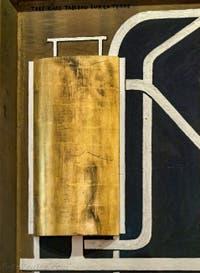 Francis Picabia, Très Rare Tableau sur la Terre, au musée Peggy Guggenheim à Venise