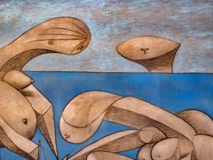 Pablo Picasso, La Baignade, au musée Peggy Guggenheim à Venise.
