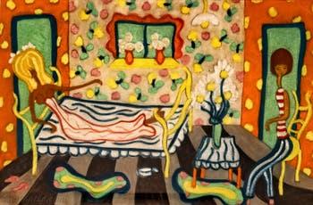 Pegeen Vail Guggenheim, Conversation Intime, au musée Peggy Guggenheim à Venise