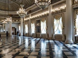La Salle de Bal du Musée Correr à Venise