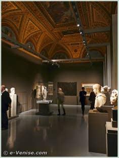 Palazzo Grassi à Venise - Exposition Rome et les Barbares