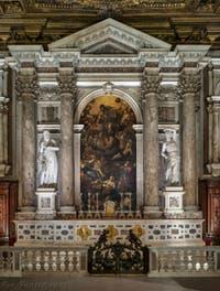 Le Tintoret, L'Apparition de saint Roch, Scuola Grande San Rocco à Venise