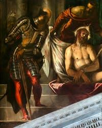 Le Tintoret, Ecce Homo ou le Couronnement d'épines, Scuola Grande San Rocco à Venise