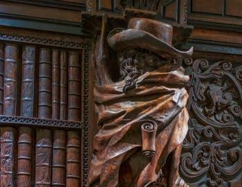 Francesco Pianta Le Jeune, L'espion, Scuola Grande San Rocco à Venise
