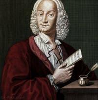 Antonio Vivaldi par François Morellon de la Cave en 1725