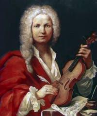 Portrait d'Antonio Vivaldi