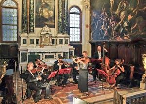 Musiciens du Collegium Ducale à Venise