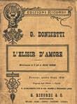 Donizetti - L'Elixir d'Amour
