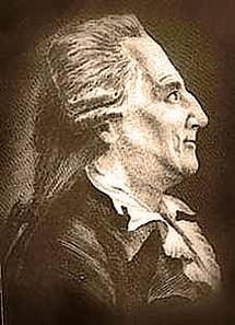 Giacomo Casanova âgé