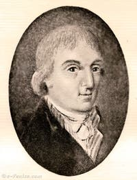 Portrait de Lorenzo da Ponte