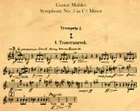 Gustav Mahler Symphonie n°7