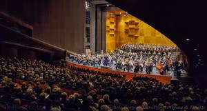 Opéra de Florence en Italie