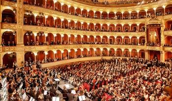 Opéra de Rome en Italie