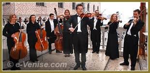 Concerts à Venise à l'Ateneo San Basso Virtuosi di Venezia