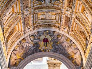 L'Escalier d'Or, la Scala d'Oro du Palais des Doges de Venise