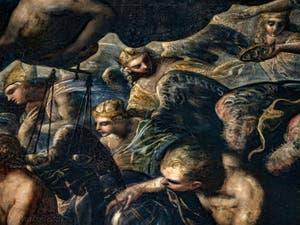 Le Paradis de Tintoret, Trônes et Principautés au Palais des Doges de Venise
