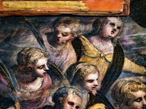 Les martyres du Paradis de Tintoret au Palais des Doges de Venise