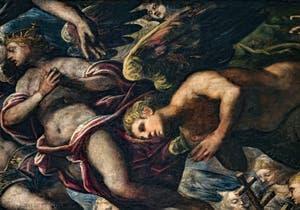 Le Paradis de Tintoret et ses anges au Palais des Doges de Venise