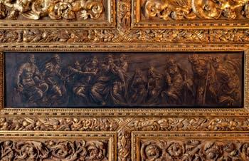 Le Tintoret, Esther devant le roi Assuérus