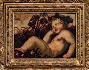 Tintoret, l'Automne, salon de l'Atrium carré du Palais des Doges à Venise