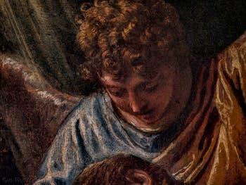Paul Véronèse, Christ en prière dans le jardin des Oliviers à Gethsémani